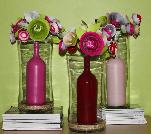Glass Flower Vases Centerpieces