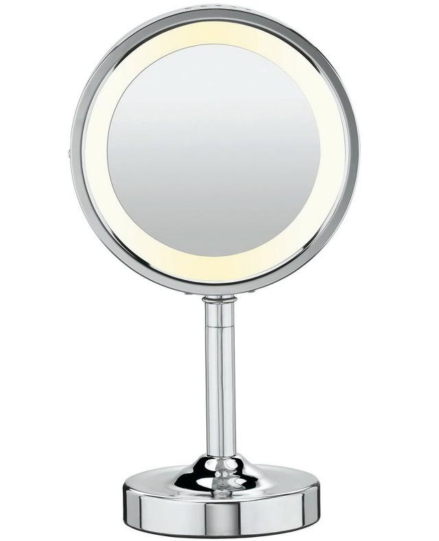 Illuminated Makeup Mirror