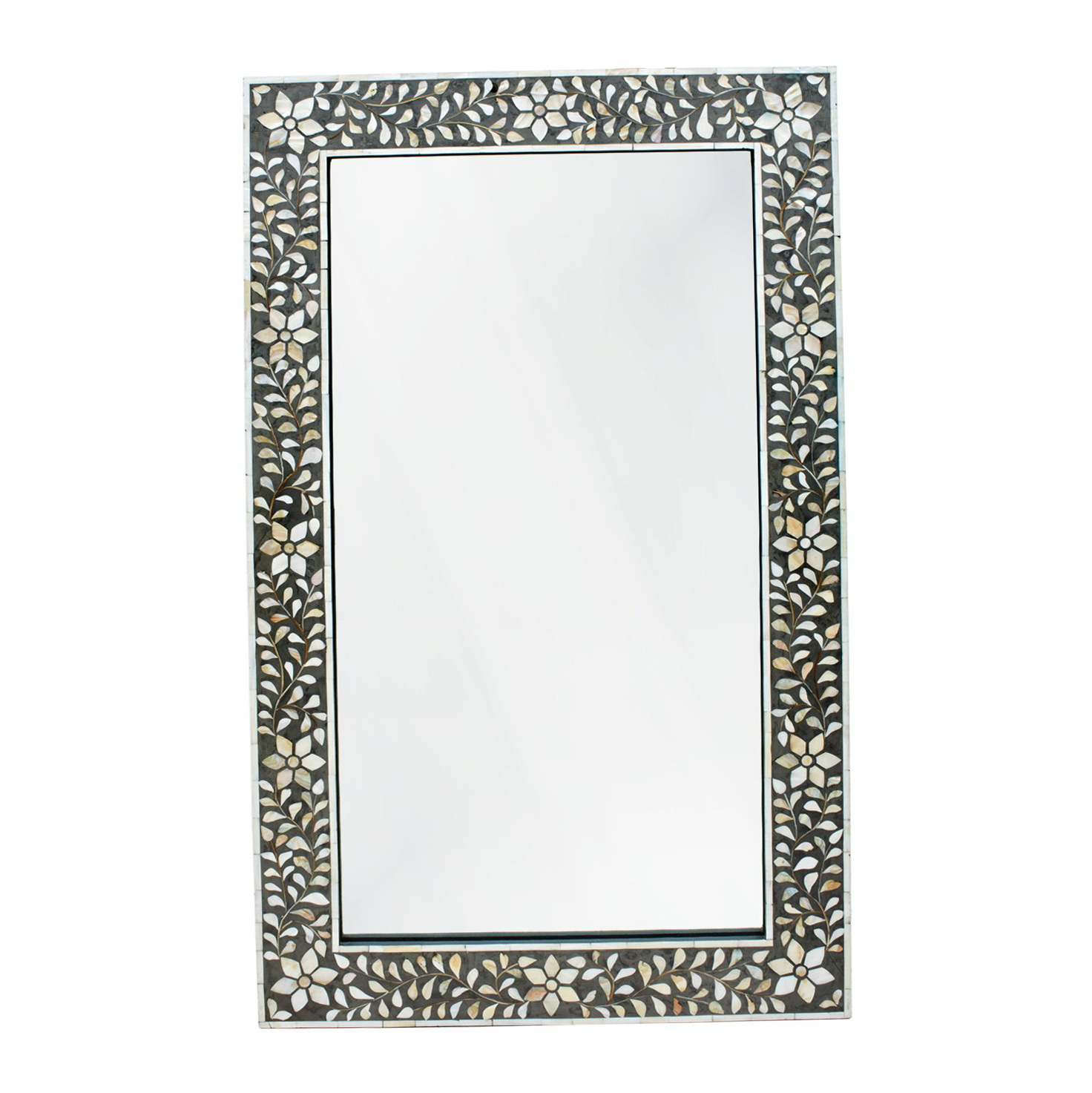 Ivory Mother Of Pearl Mirror Home Design Ideas