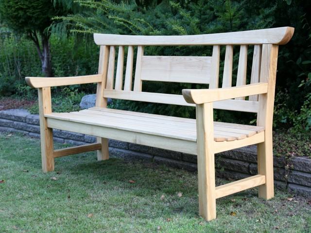 Japanese Garden Bench Plans
