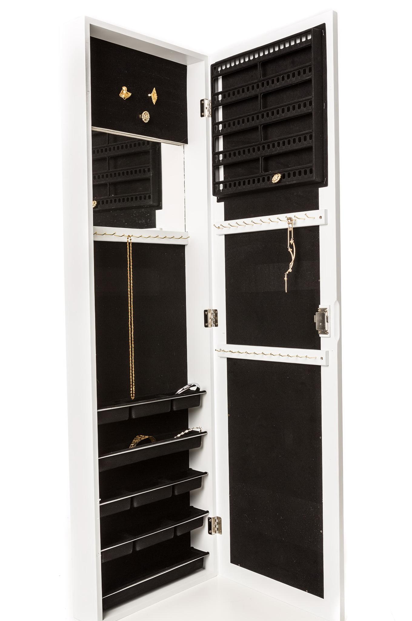 Jewelry Storage Mirror Ikea Home Design Ideas