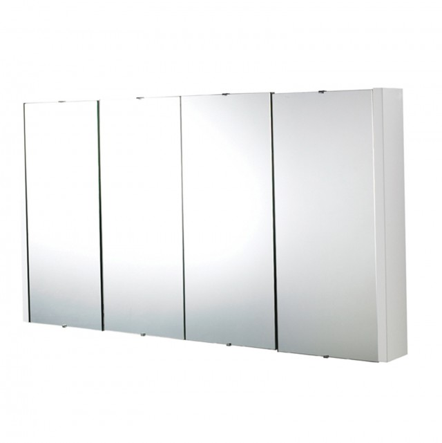 Large Bathroom Mirror Cabinet