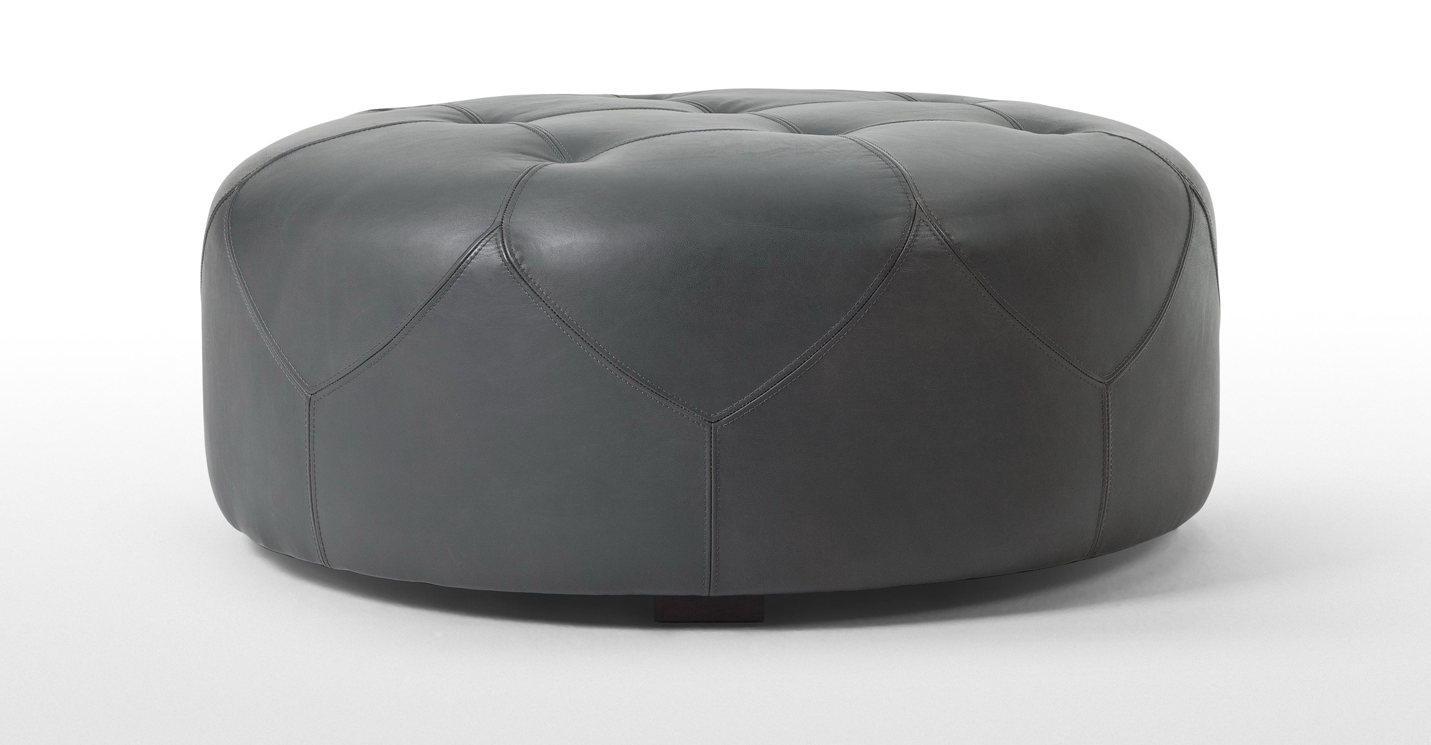 Large Leather Ottoman Uk