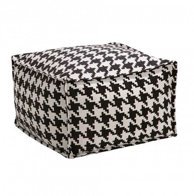Large Square Ottoman Cover