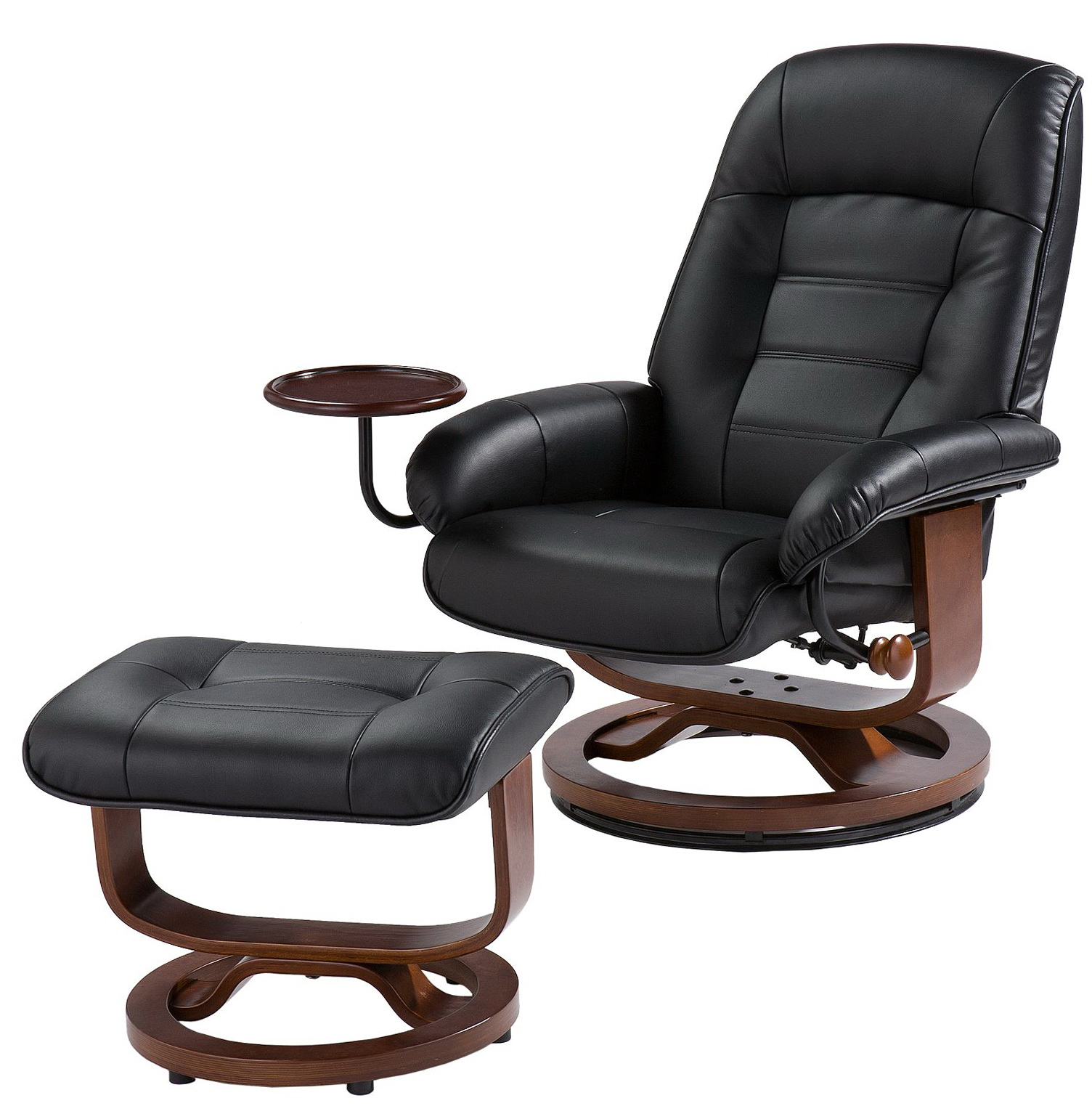 Leather Recliner With Ottoman Canada Home Design Ideas