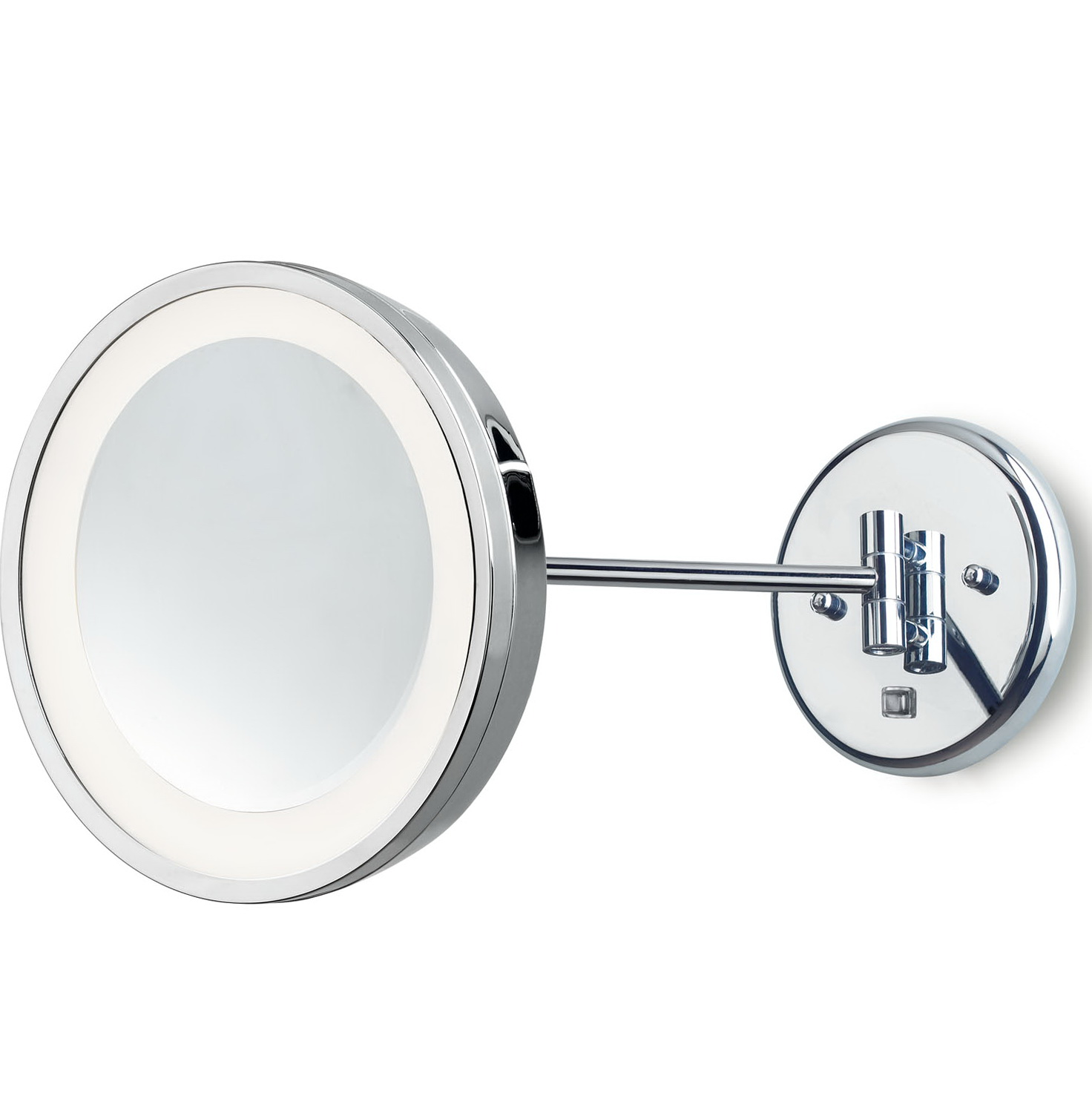 Magnifying Mirror With Light Costco Home Design Ideas
