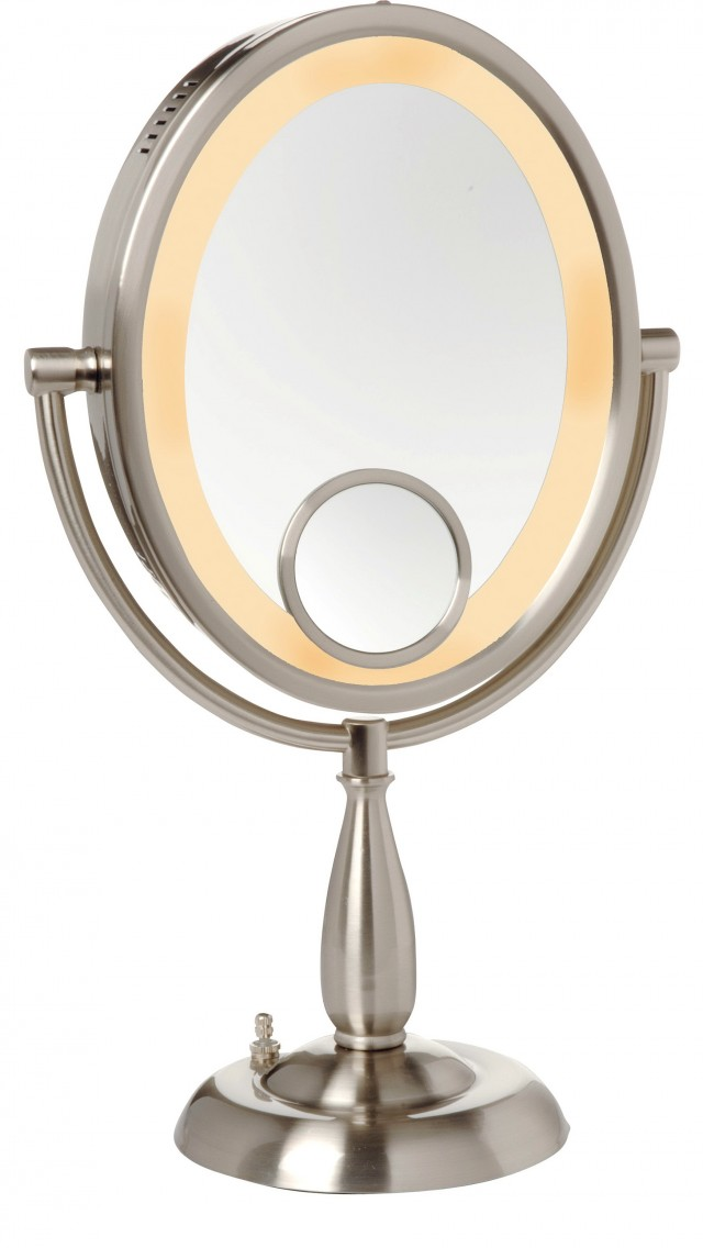 Make Up Mirror Illuminated