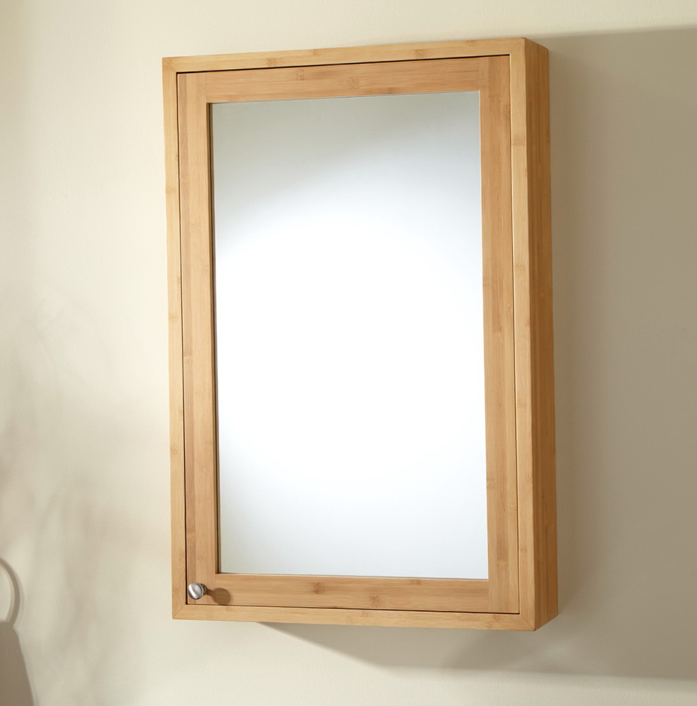 Medicine Cabinet Mirror Frame