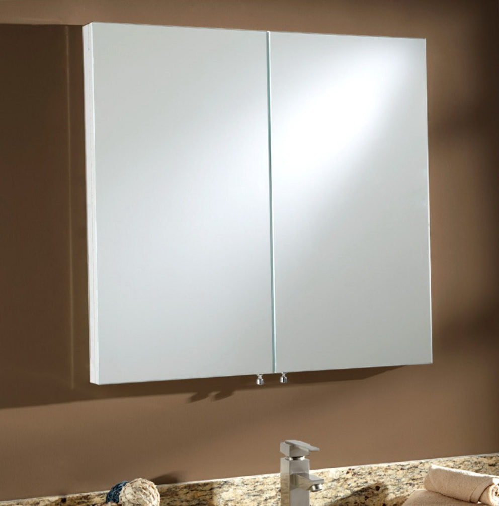 Medicine Cabinet Mirror Replacement
