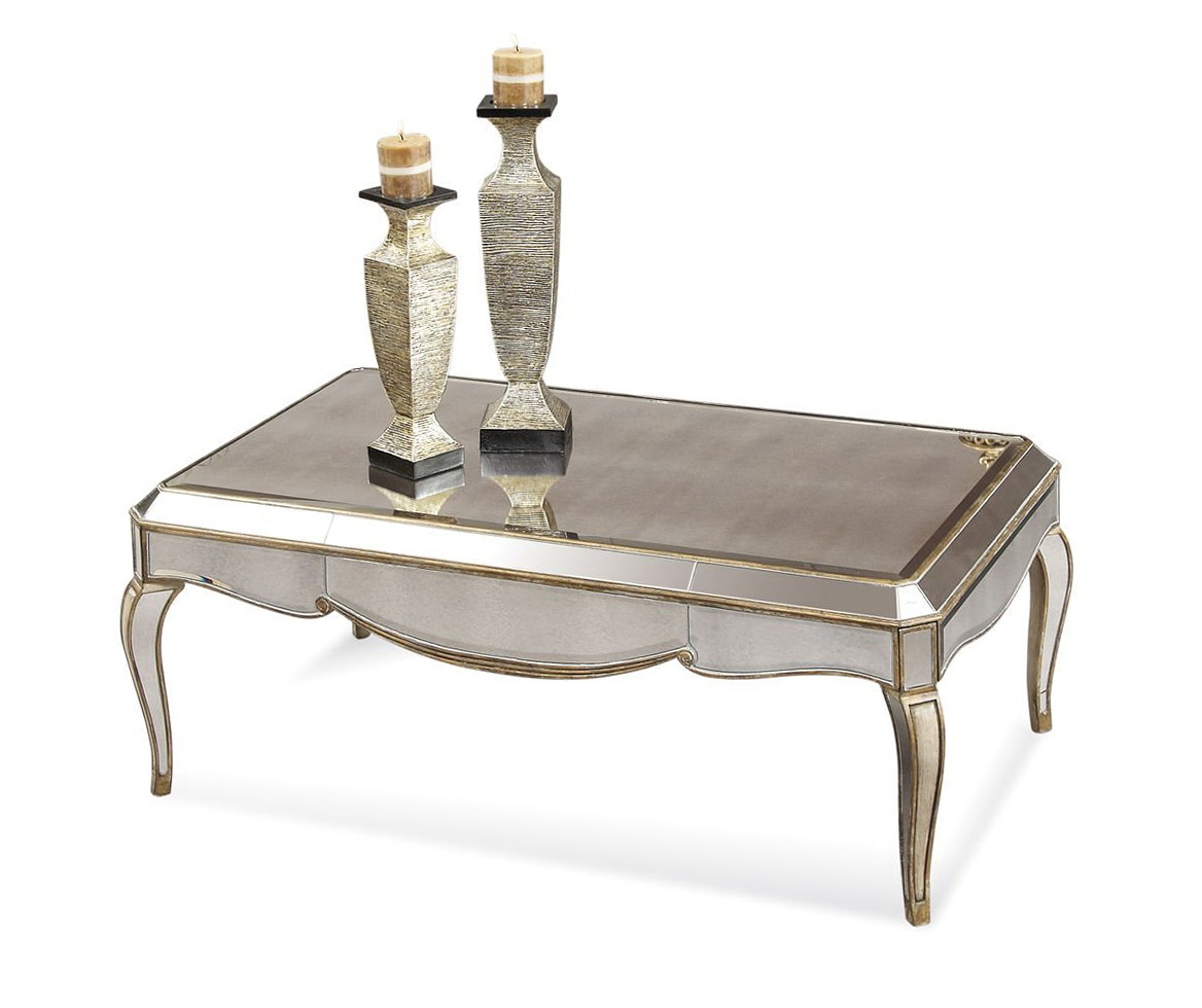Mirror Coffee Table For Sale