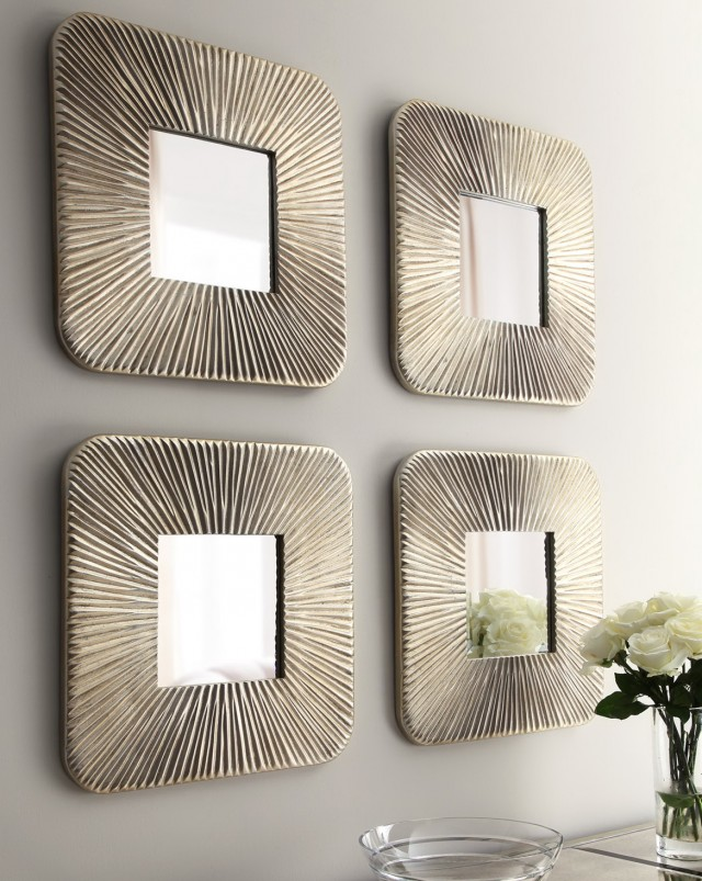 Mirror Wall Decor For Living Room