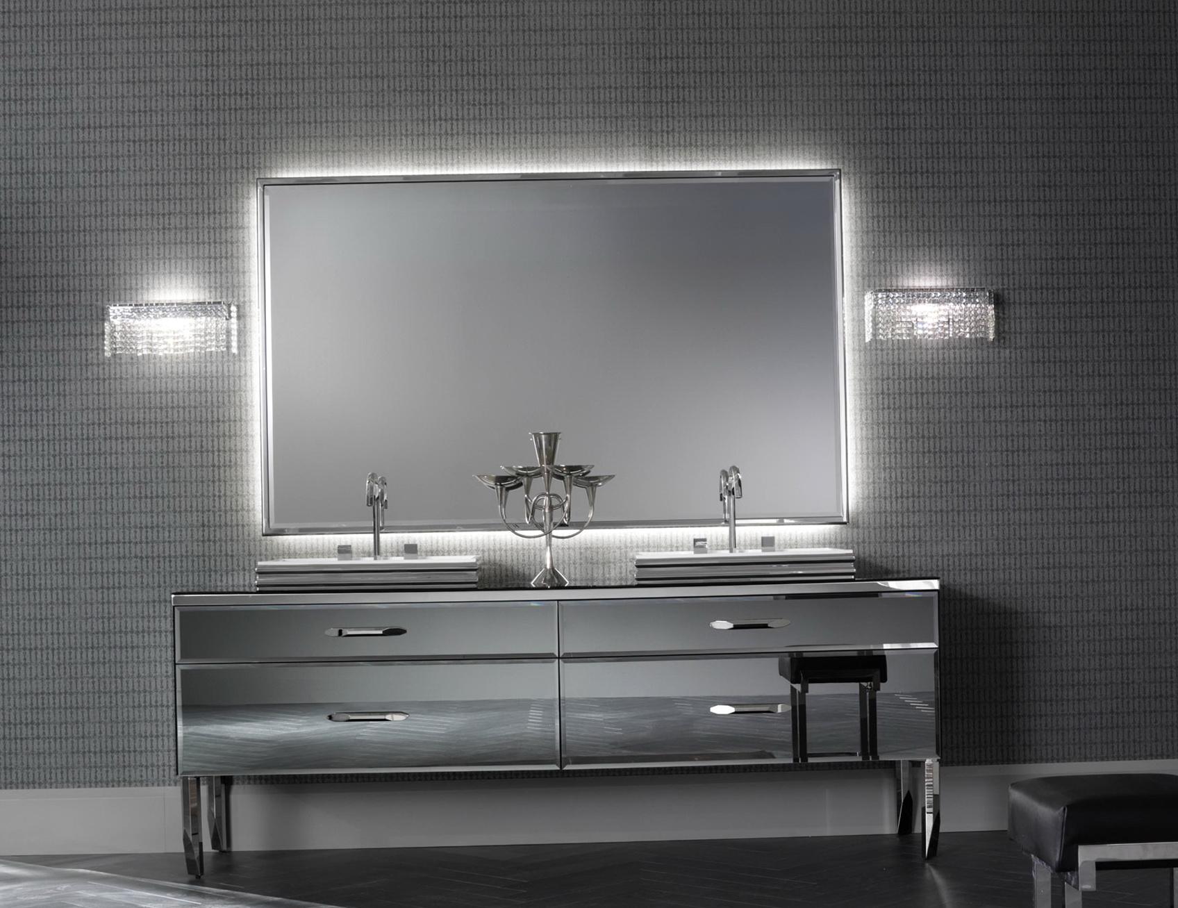 Mirrored Bathroom Vanity Toronto