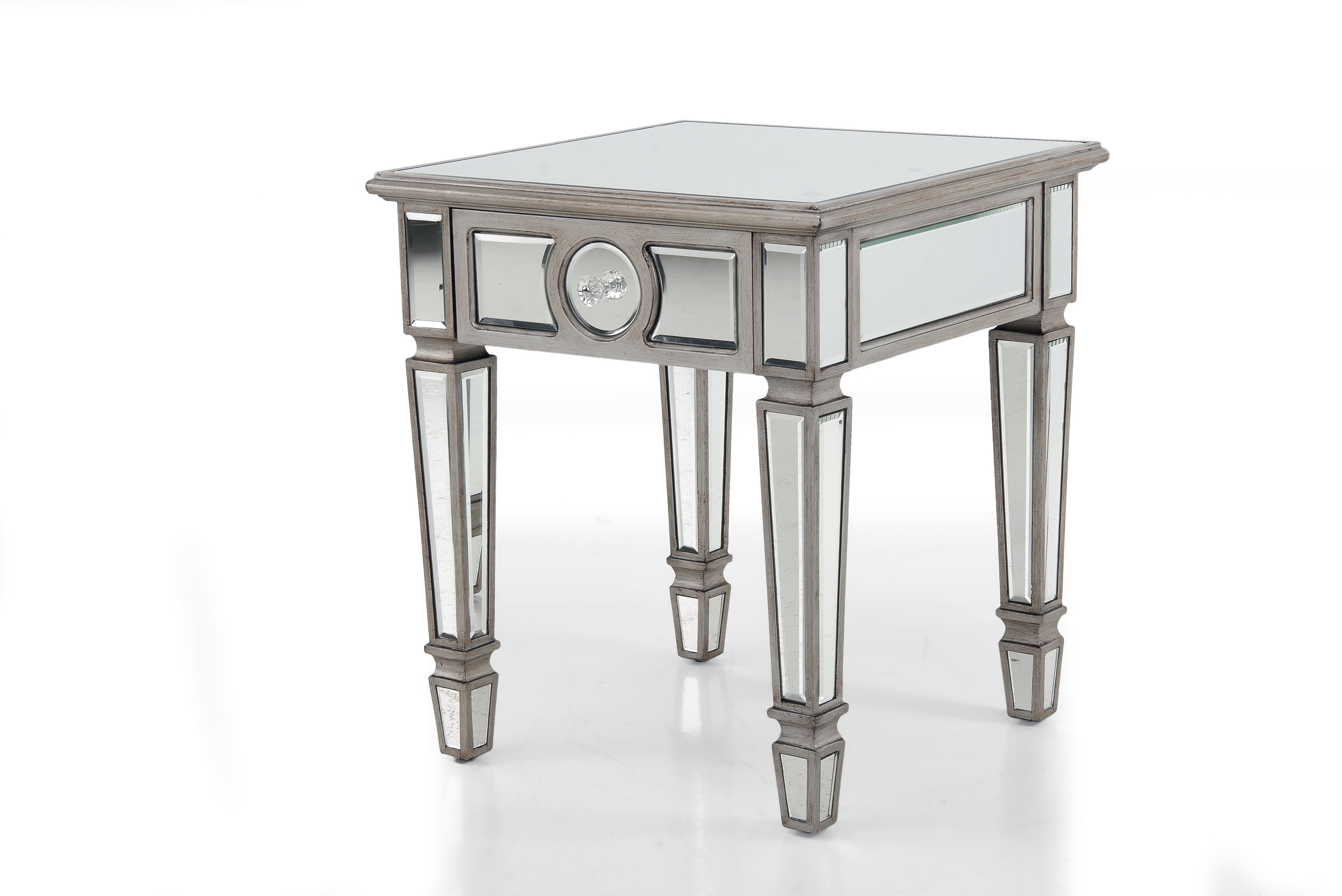 Mirrored End Table Pier One Home Design Ideas