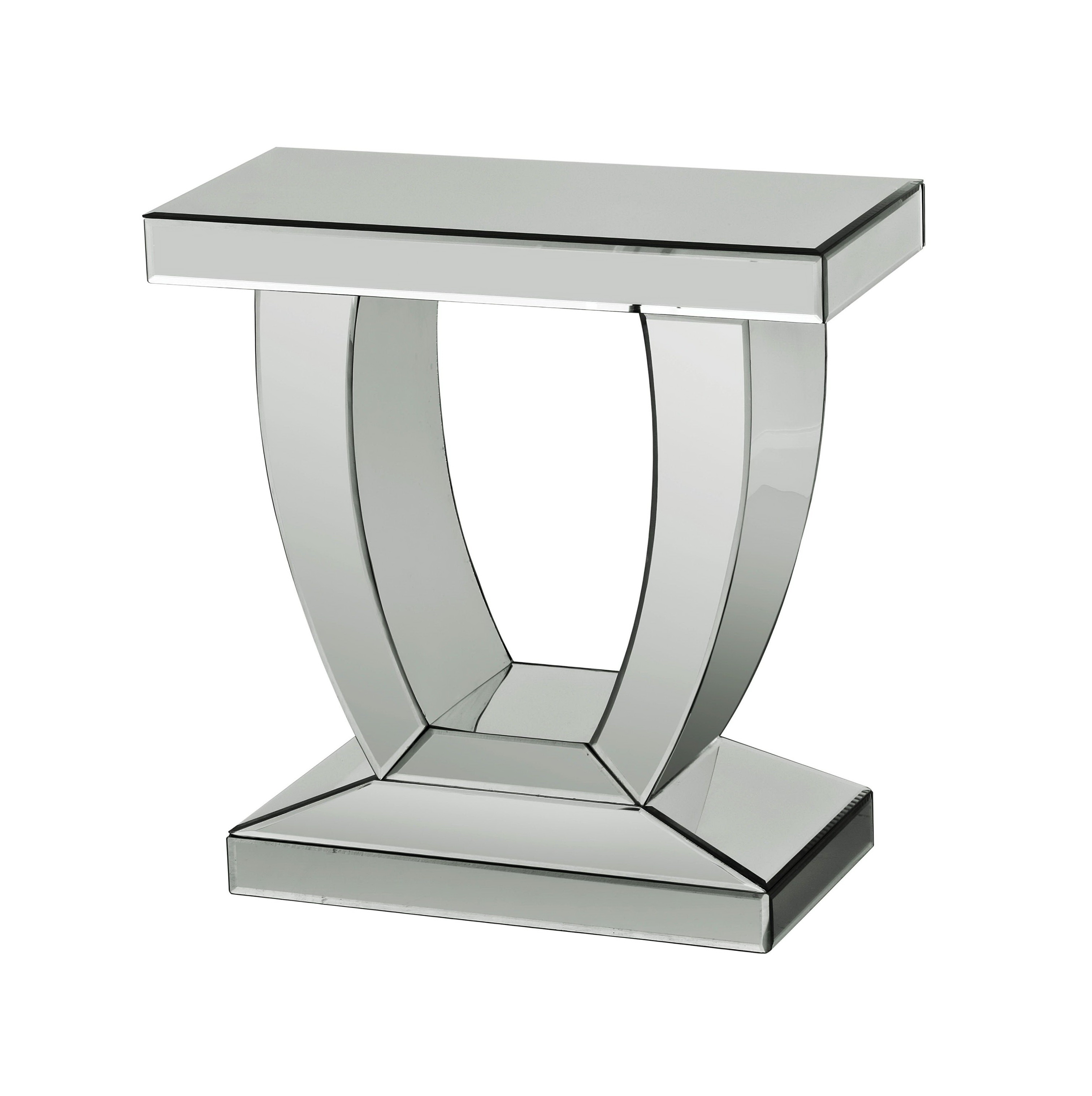 Mirrored Side Tables For Bedroom
