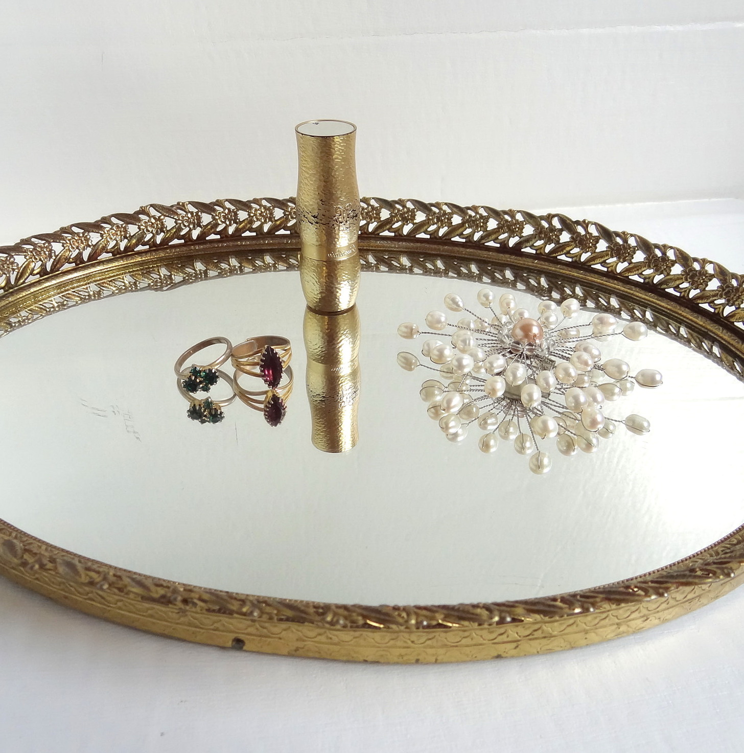 Mirrored Vanity Tray Walmart