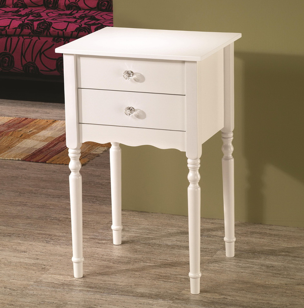 Modern Side Tables With Drawers
