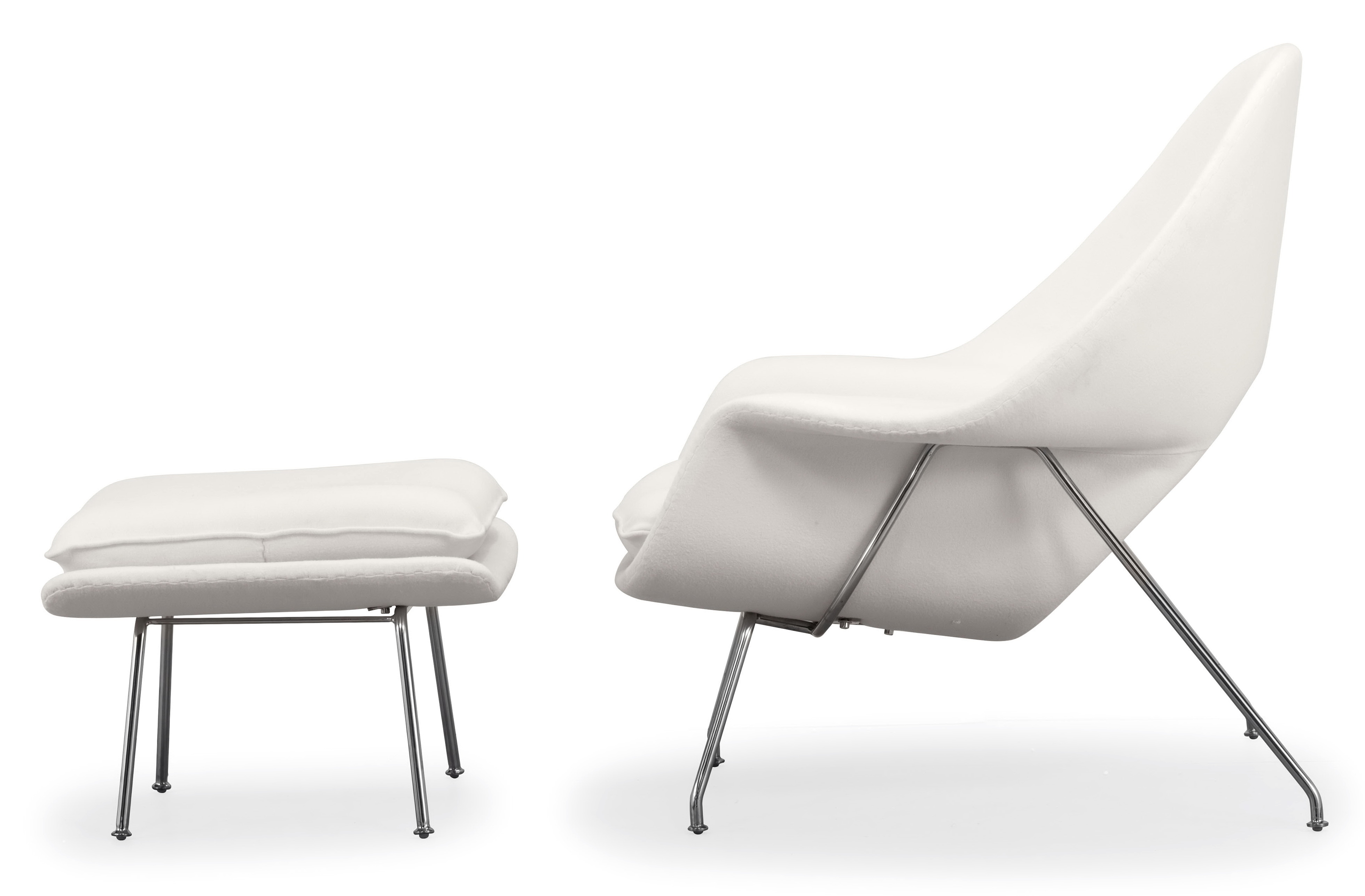 Occasional Chairs With Ottomans