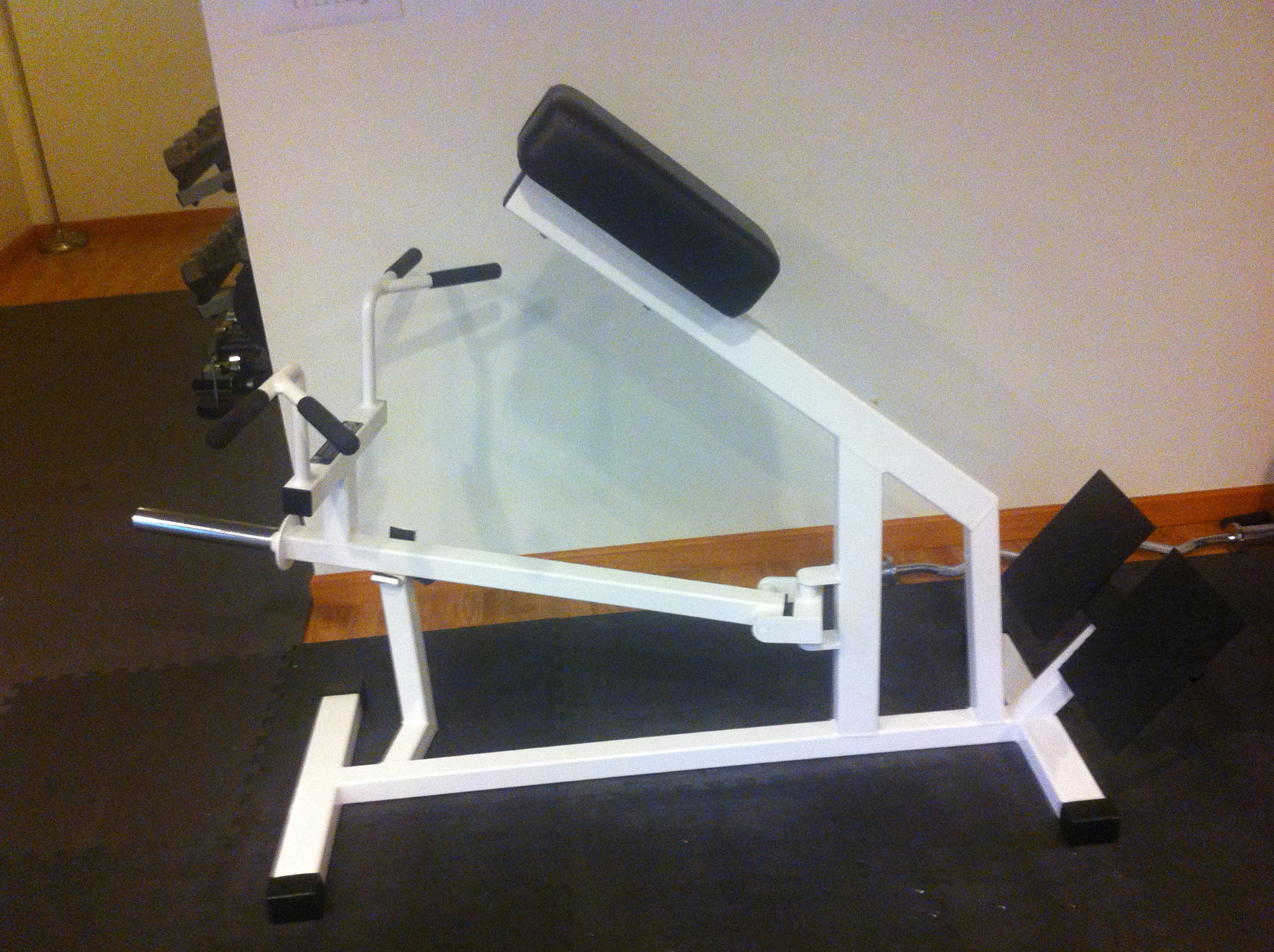 Olympic Bench Press Form