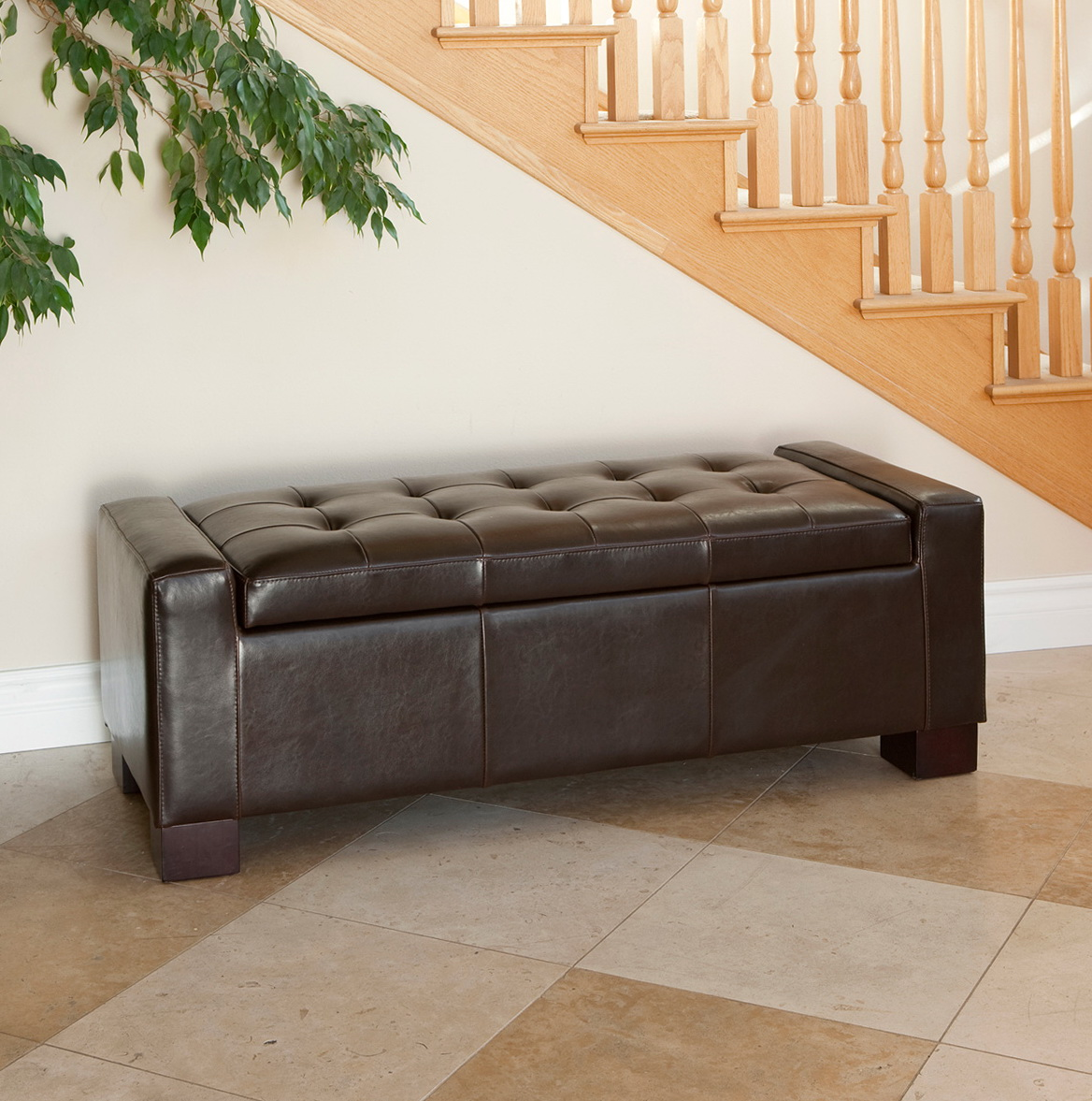Ottoman Storage Bench Uk