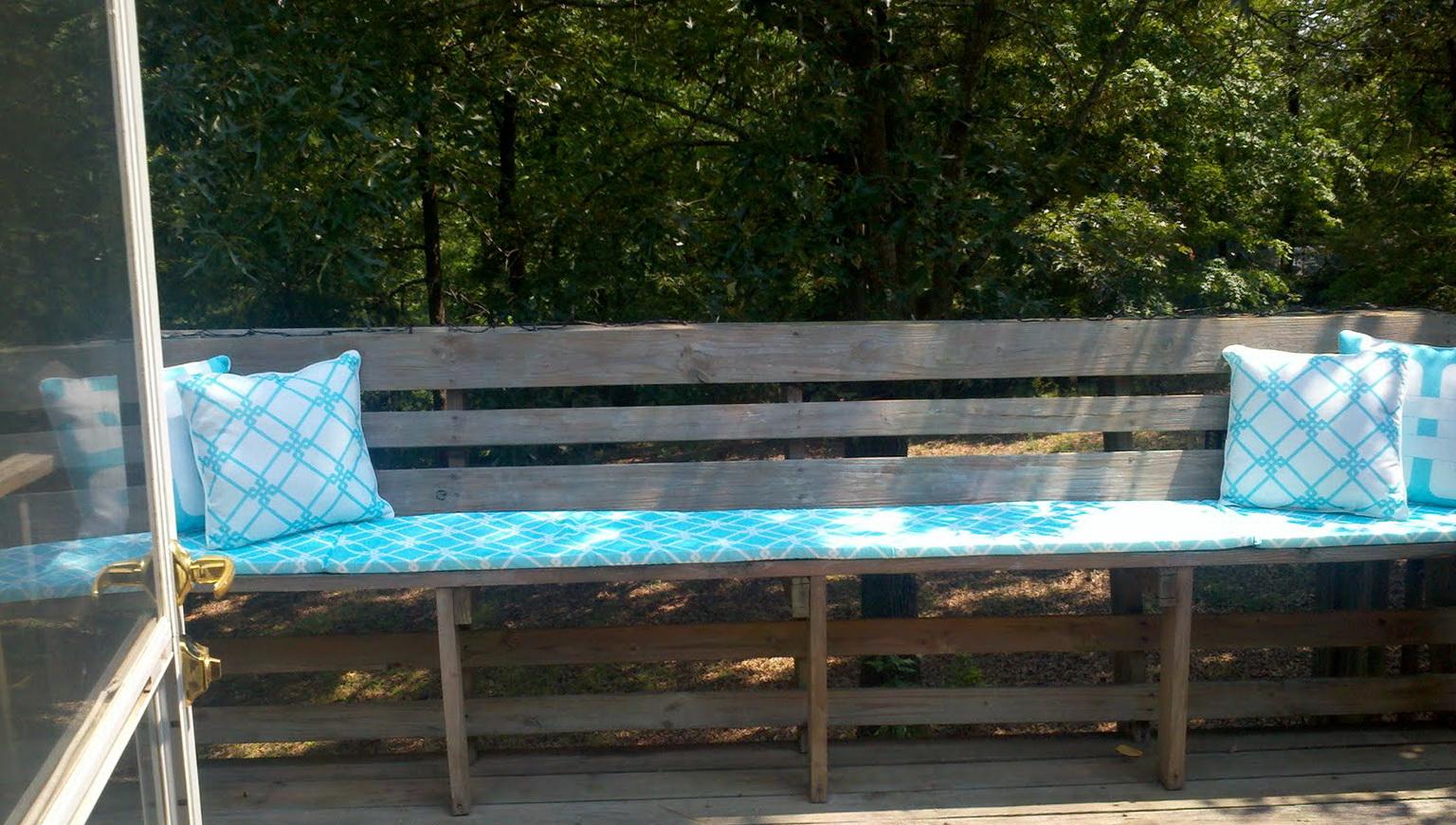 Outdoor Bench Cushions Australia Home Design Ideas