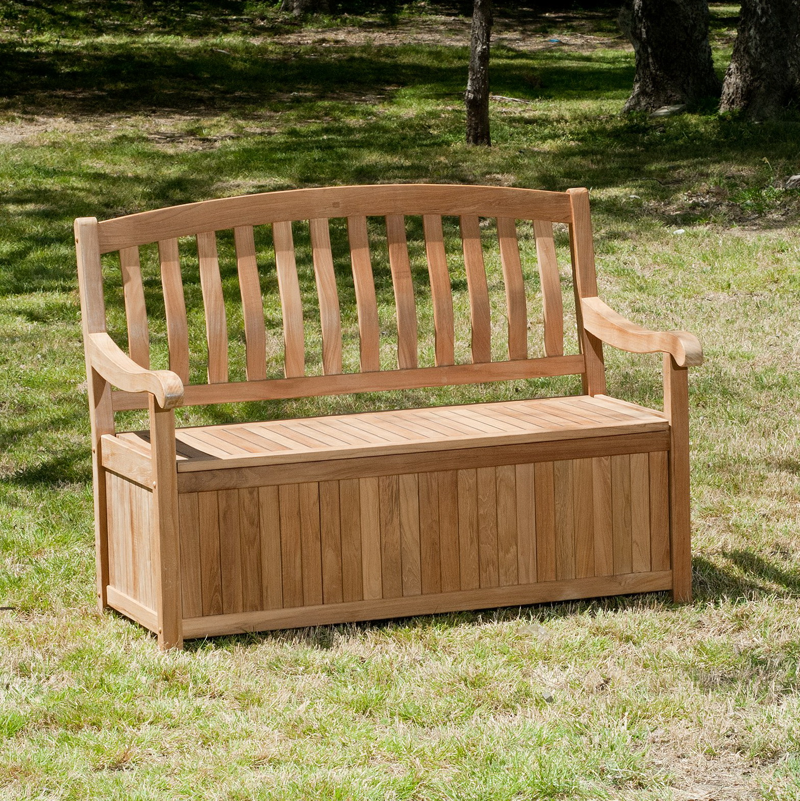 Outdoor Storage Bench Plans Home Design Ideas