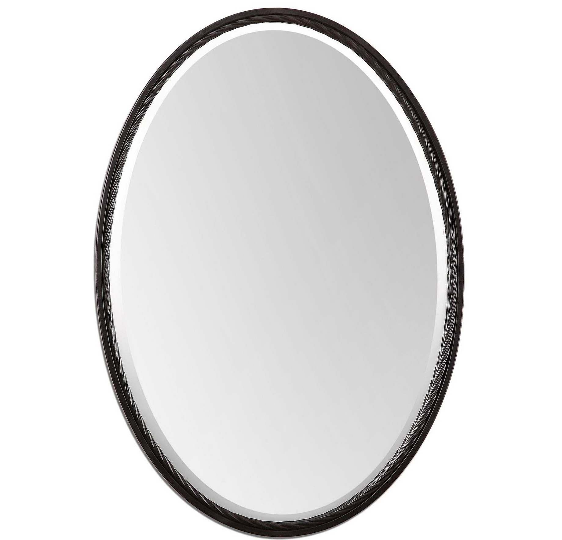 Oval Bathroom Mirrors Oil Rubbed Bronze