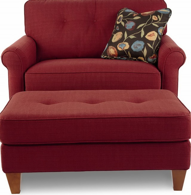 Oversized Chair And Ottoman Sets