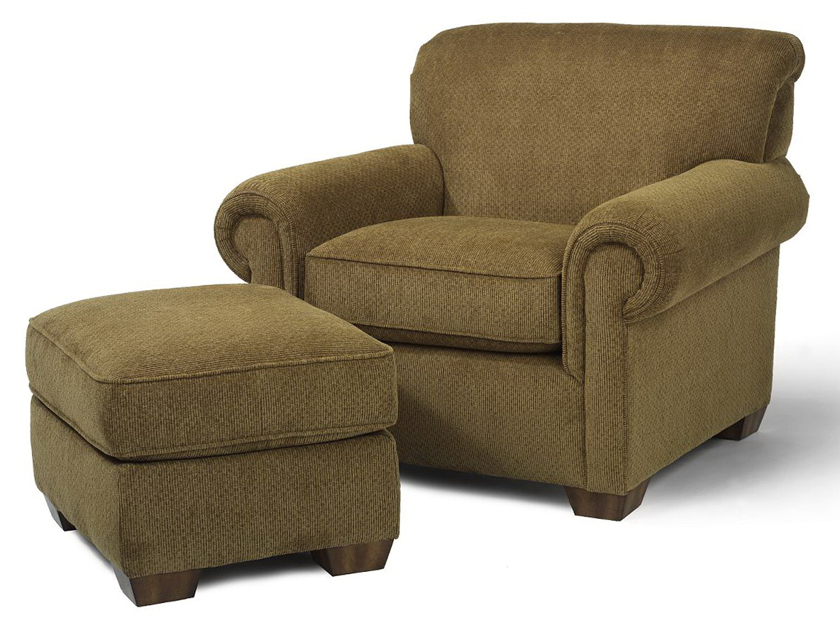 Oversized Chair With Ottoman Covers Home Design Ideas