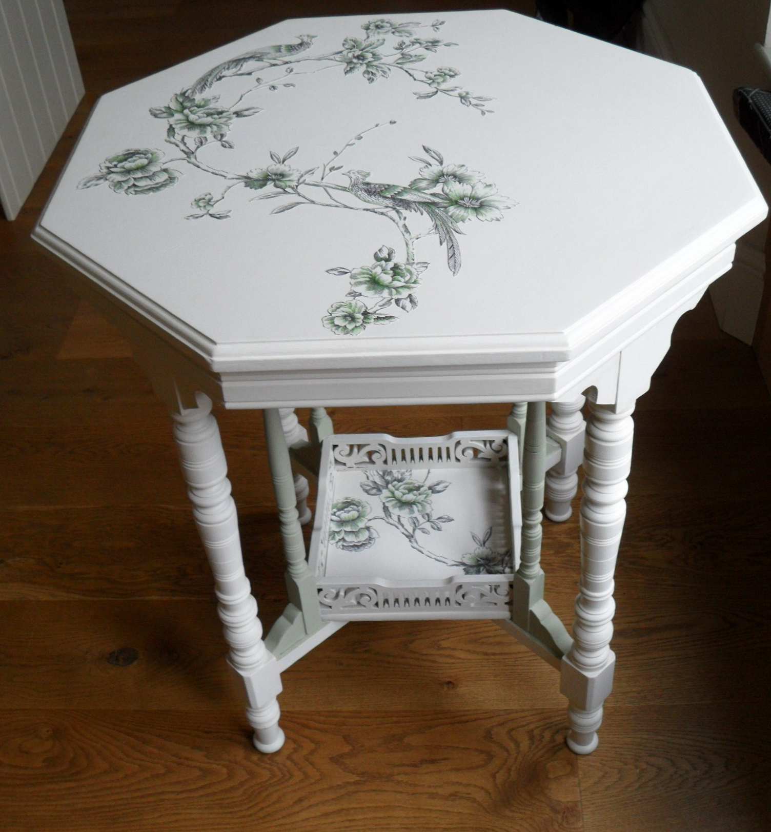 Painted Side Table Ideas Home Design Ideas