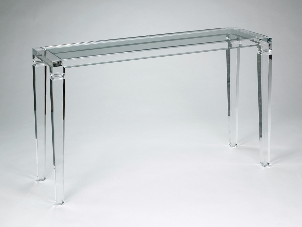 Parsons Console Table Crate Barrel