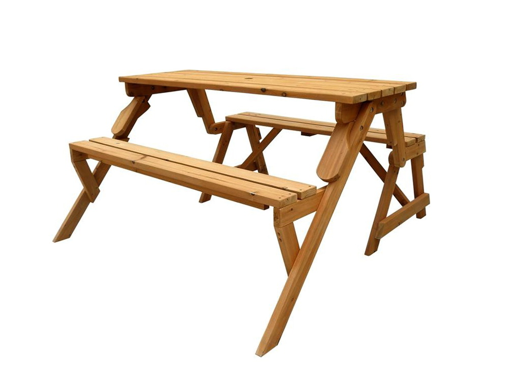Picnic Table Bench Combo Home Design Ideas