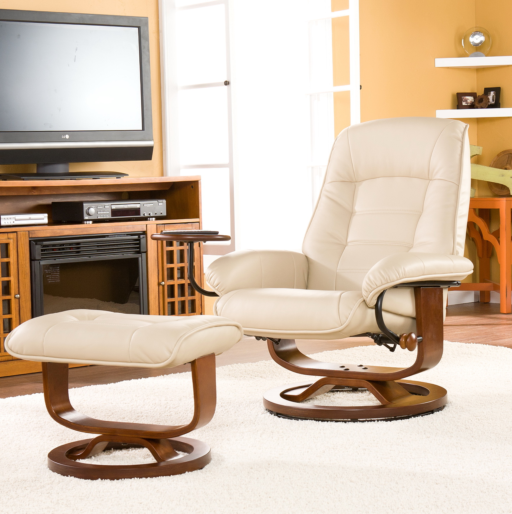 Recliner With Ottoman Costco Home Design Ideas