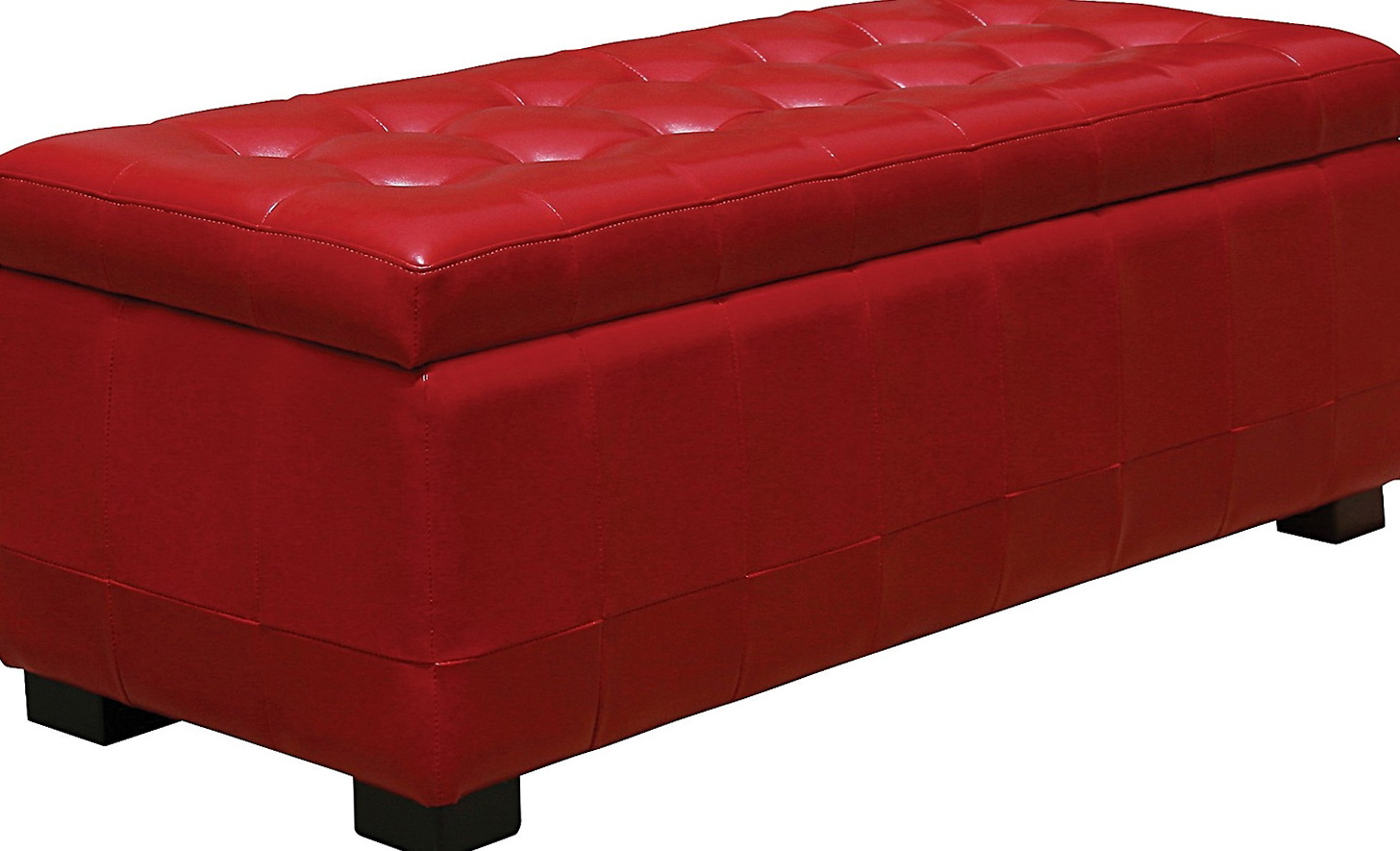 Red Storage Ottoman Canada Home Design Ideas