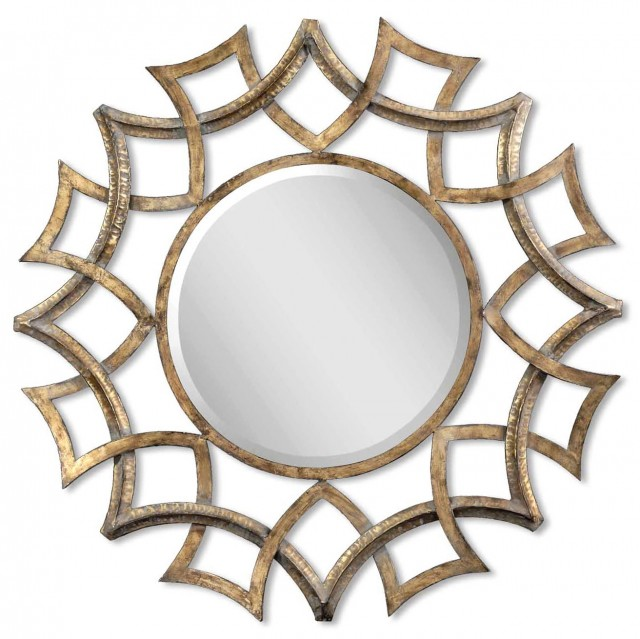 Round Wall Mirror Decor | Home Design Ideas