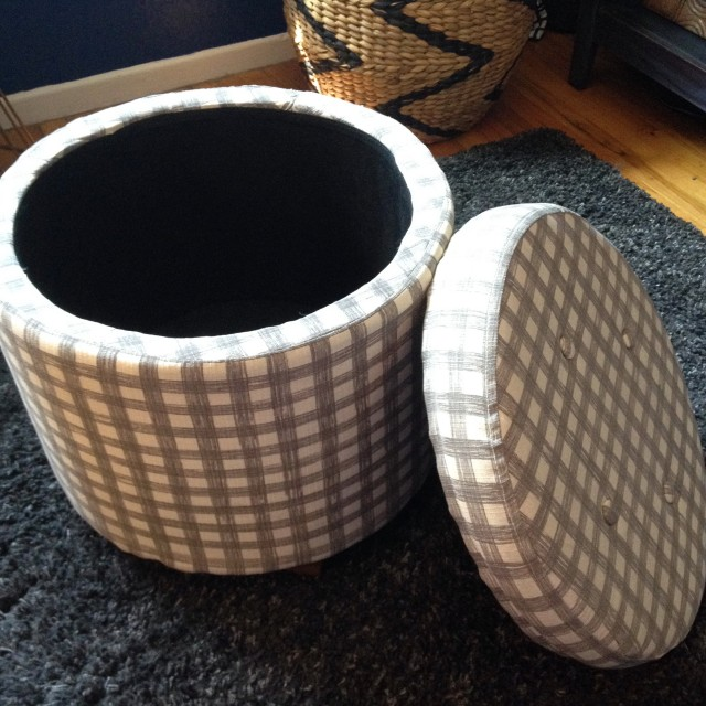 Shoe Storage Ottoman Diy