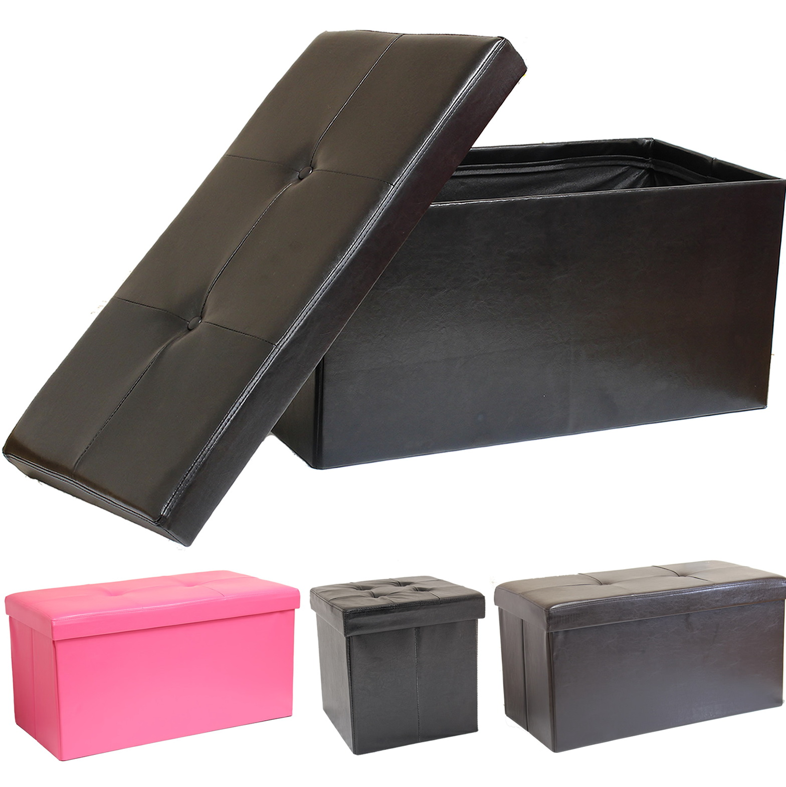 Shoe Storage Ottoman Uk