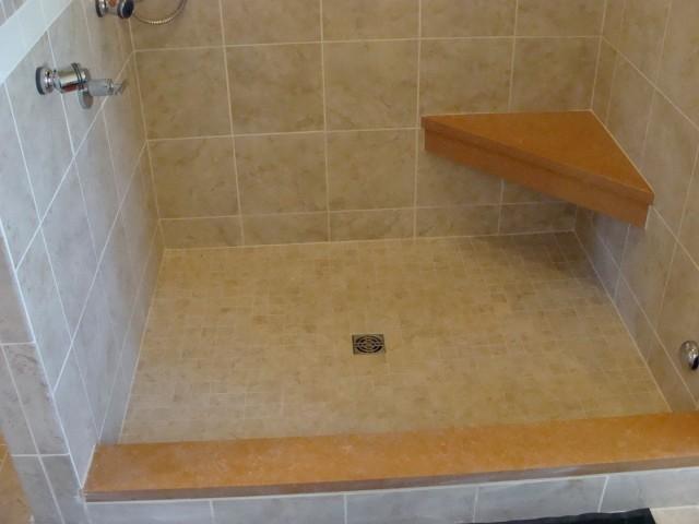 Shower Bench Seat Ideas