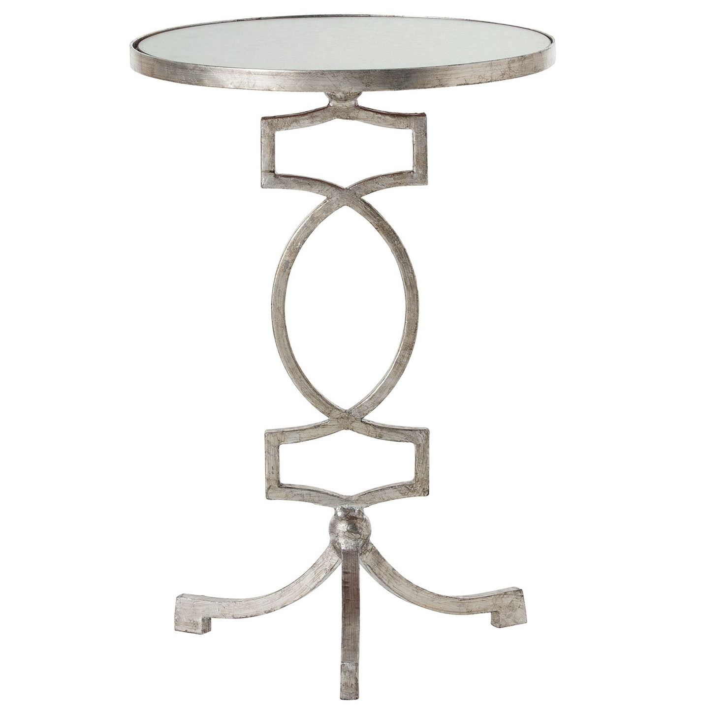 Silver Side Table Sale