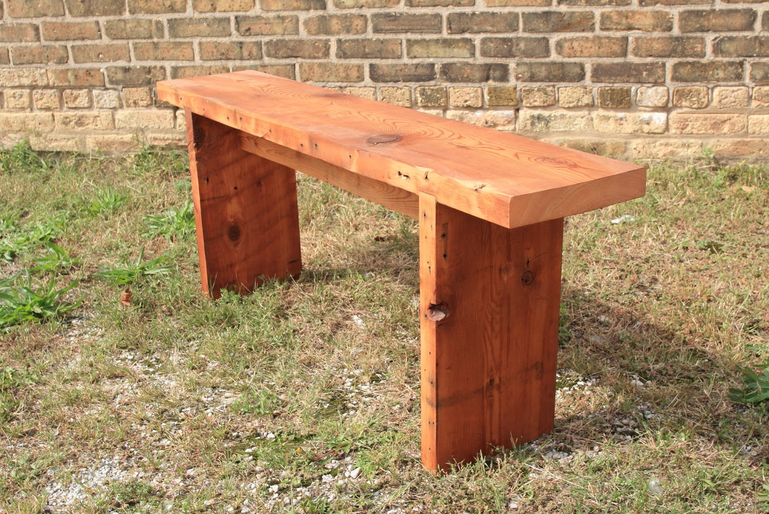 Wooden Bench Ideas Part - 46: Simple Wood Bench Plans