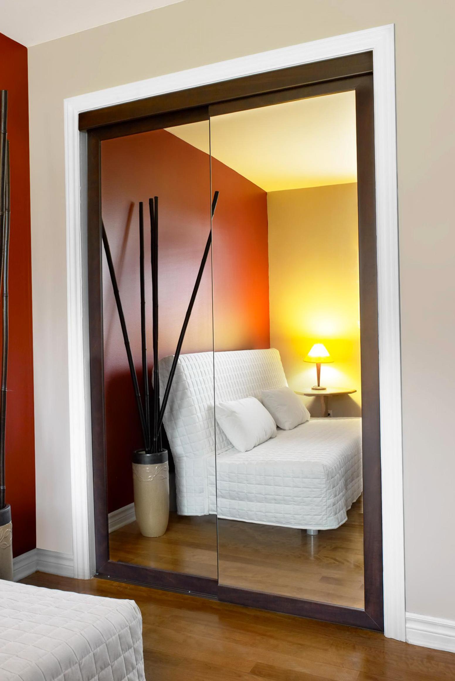 Sliding Mirror Closet Doors 48 X 78 Home Design Ideas