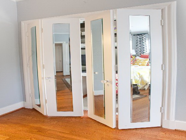 Sliding Mirror Closet Doors Home Depot Home Design Ideas