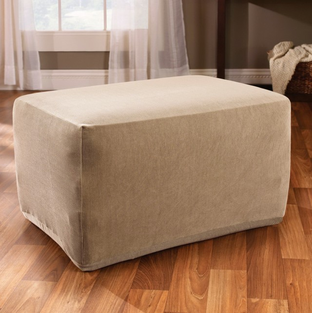 Slipcovers For Ottomans Sure Fit