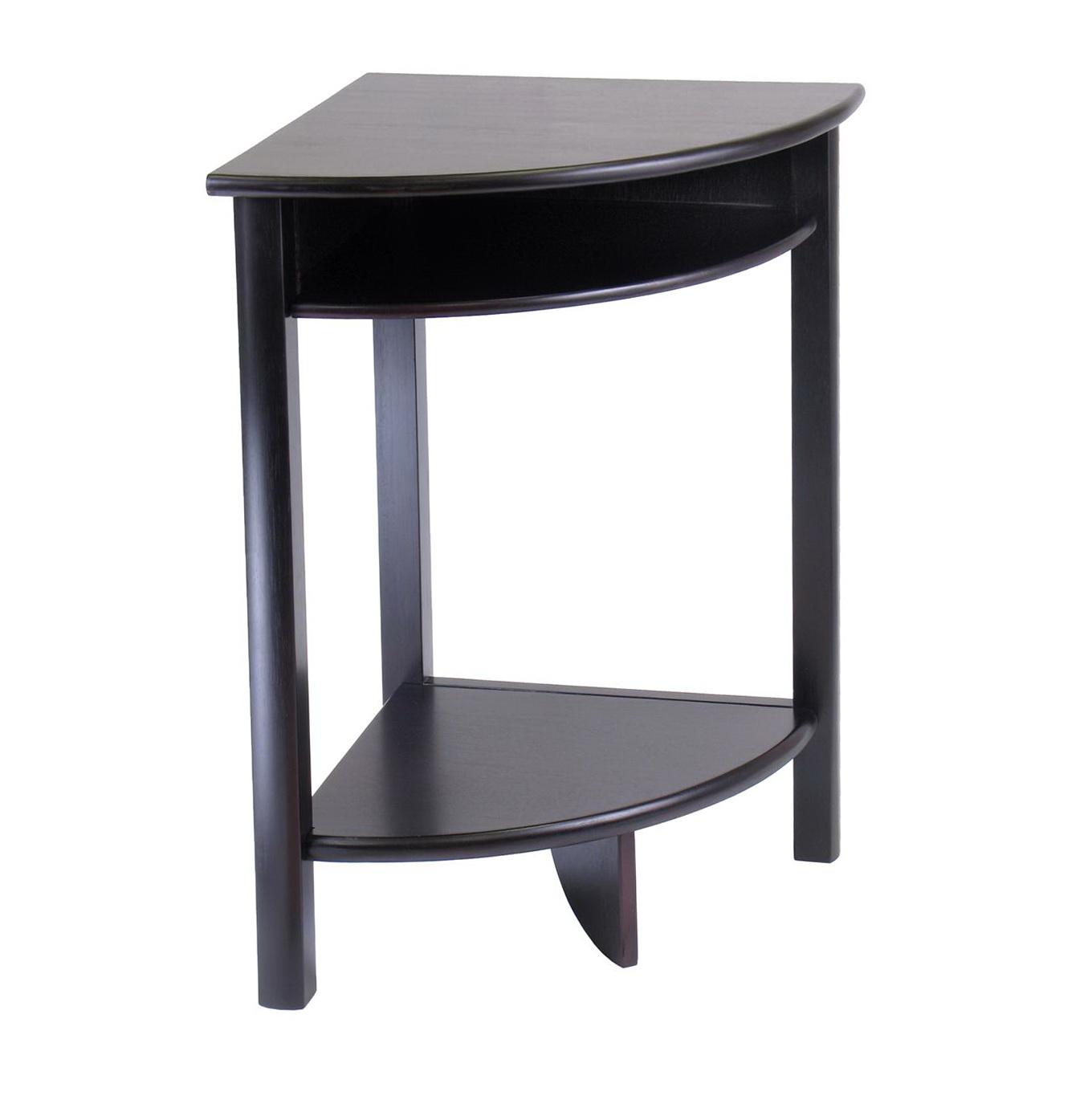 Small Corner Console Table Home Design Ideas