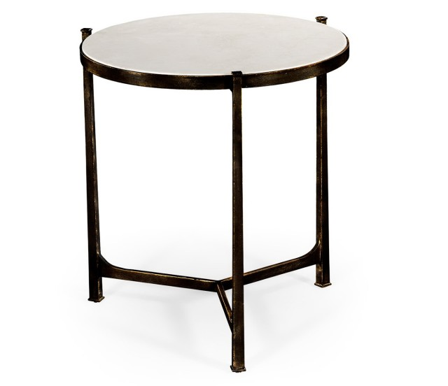 Small Round Side Tables