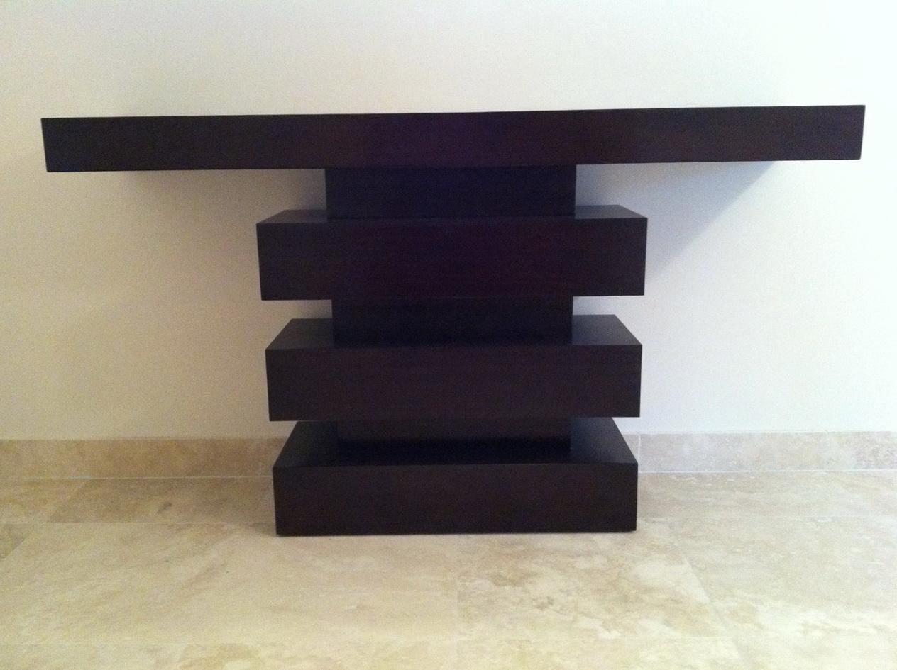 Sofa Console Tables Contemporary
