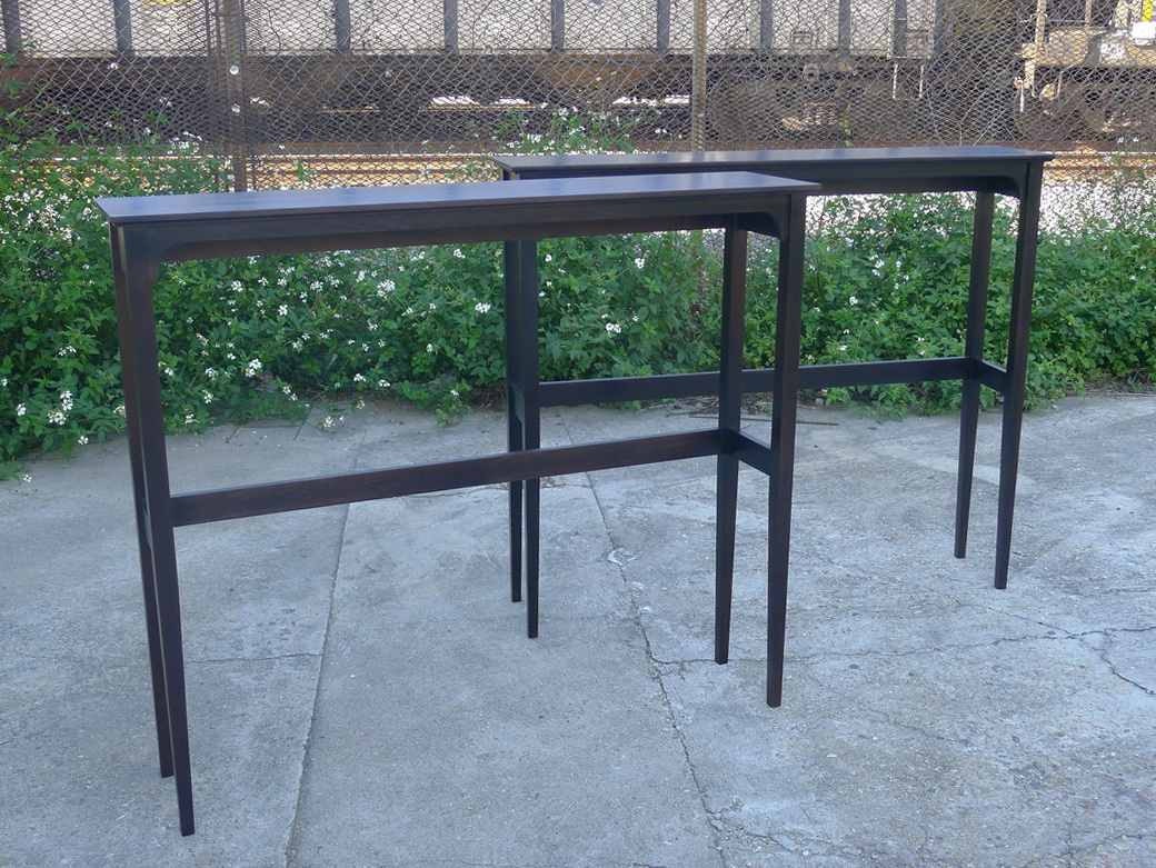 Tall Thin Console Table