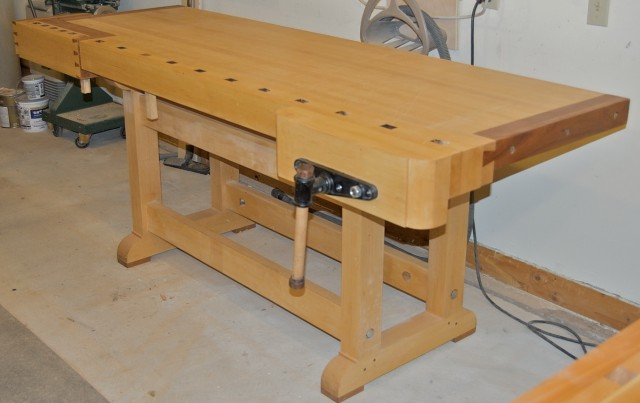 Traditional Woodworking Bench Plans