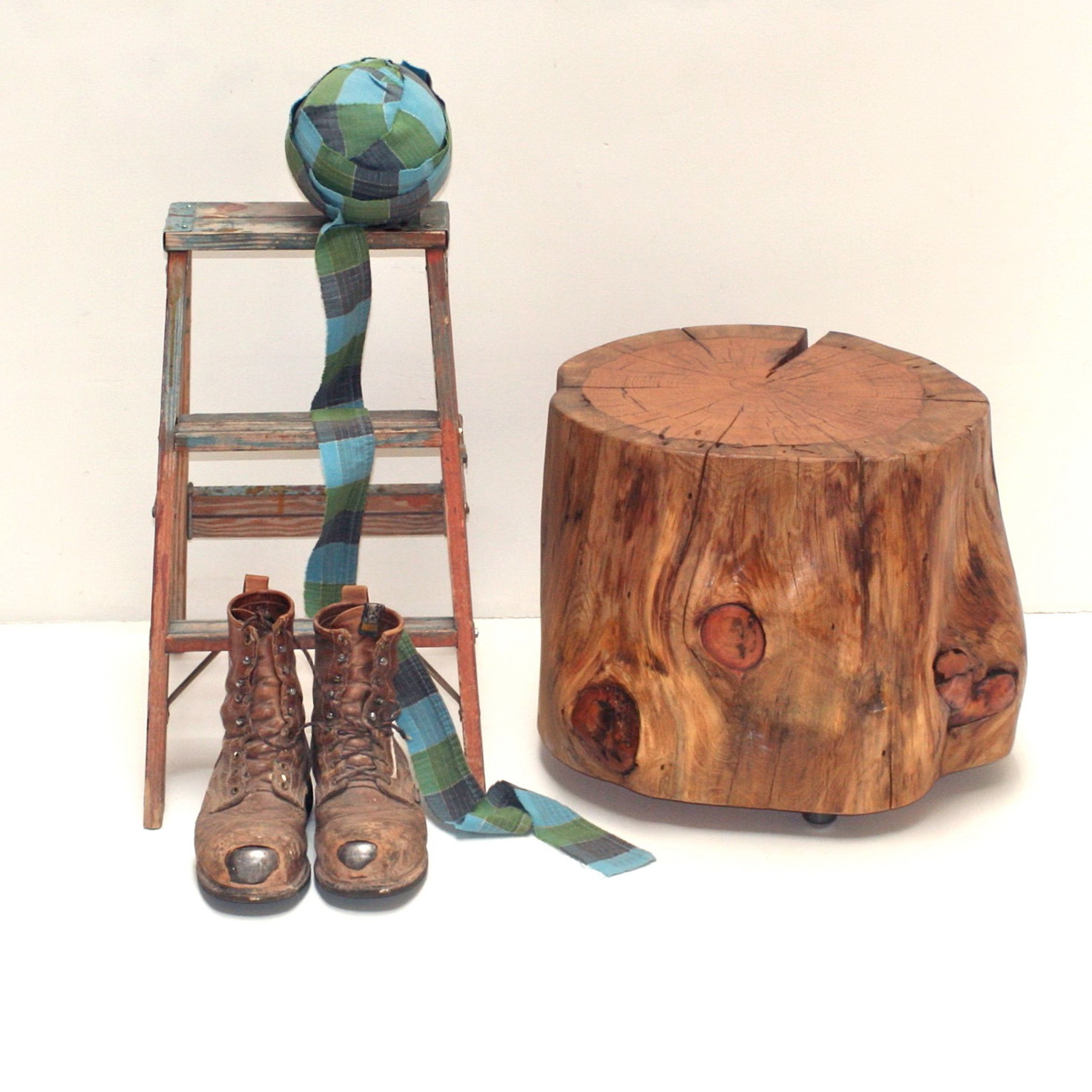 Tree Trunk Side Table Uk