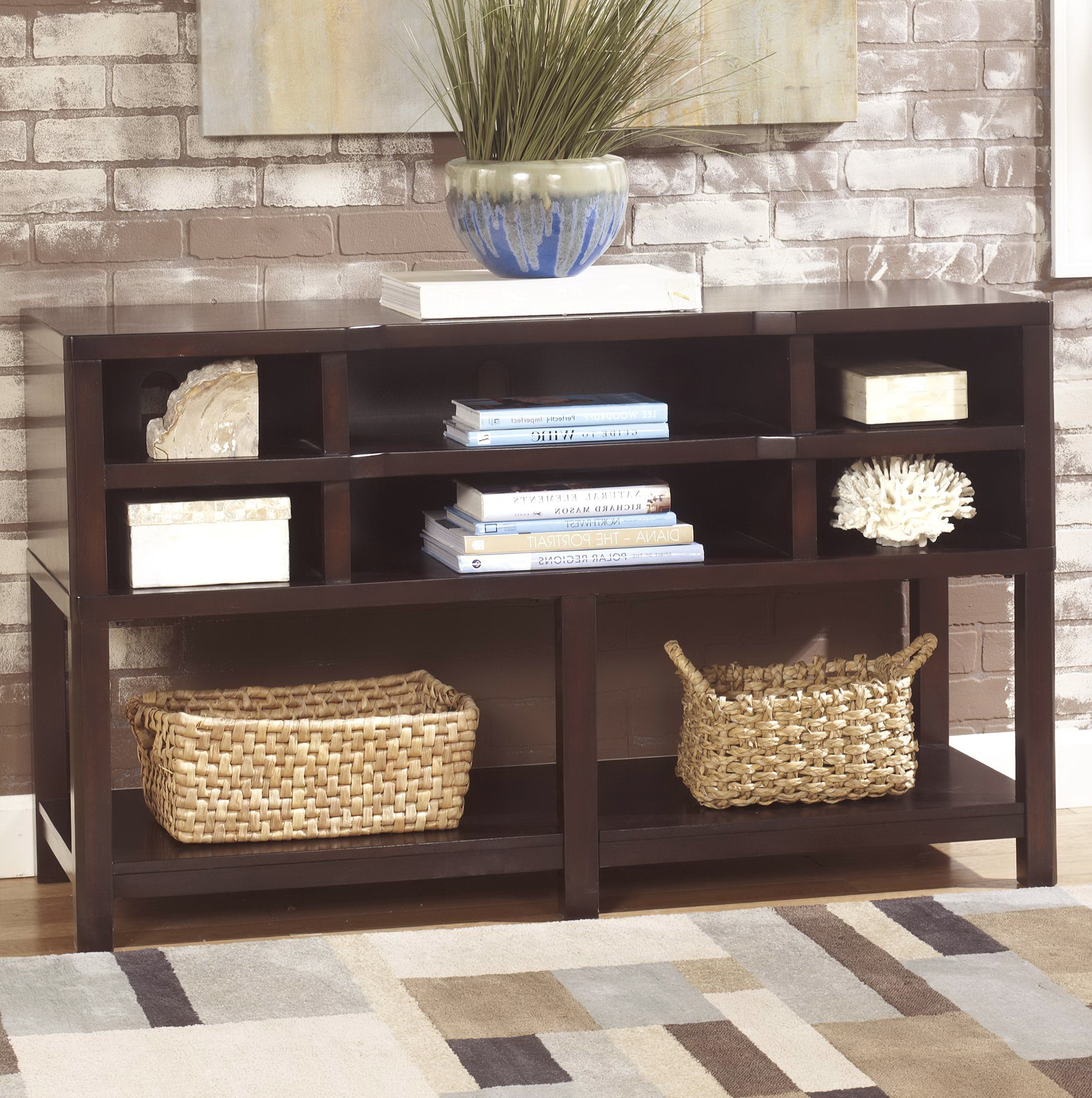 Tv Console Table Design