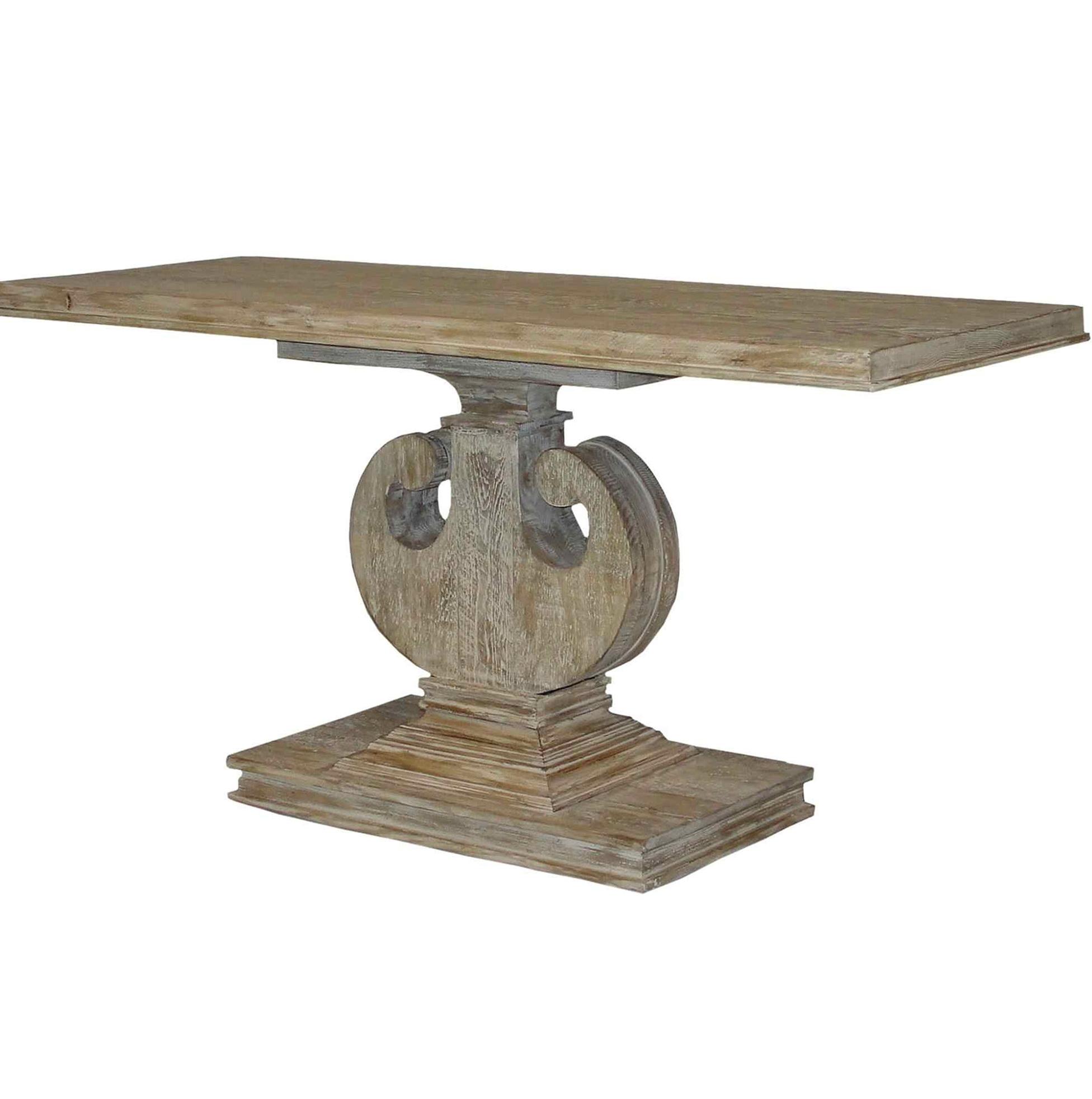Unique Entryway Console Table